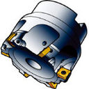 サンドビック コロミル490カッター 490-080Q27-14M (606-7751) 《ホルダー》
