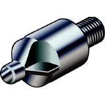 サンドビック コロドリル452 PCD面取り穴ドリル CD10 452.C1-0553-100T-C (561-6131) 《超硬ドリル》