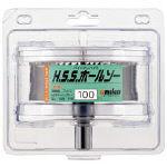 ユニカ(株) ユニカ HSS ハイスホールソー120mm HSS-120 (749-5668) 《ホールカッター》
