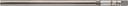 TRUSCO ロングハンドリーマ13.0mm LHR13.0 (402-5881) 《リーマ》