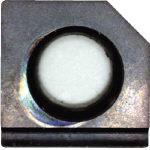 富士元 ウラトリメン-C M8専用チップ 超硬M種 TiAlN COAT 12個入 SP-SPET040102 (338-0572) 《工作機用面取り工具》