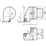 京セラ ツーリング機器 T63H-KGBAL-16 (553-2001) 《ツーリング工具》