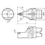 京セラ ツーリング機器 T63H-SVVBN-H16N (553-2361) 《ツーリング工具》