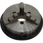 ビクター レバーチャック LC-080 本体外径80ミリ 本体厚み28ミリ LC-080 (406-9340) 《チャック・生爪》