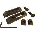 【有名人芸能人】 《クランプ(工作機械用)》:道具屋さん店 スライドクランプ(Aタイプ)2コ1組(M16用) TC-2A スーパーツール (171-5135)-DIY・工具