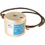 カネテック 自動釈放形電磁ホルダー KE-3RA (107-7961) 《電磁ホルダ》