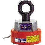 カネテック 小形電磁リフマ(整流器内蔵形 LMU-15SRD (164-5021) 《リフティングマグネット》