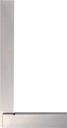 工場 作業現場のプロツール 期間限定送料無料 TRUSCO 台付スコヤ 400mm JIS2級 2020春夏新作 《測定工具》 ULA-400 102-6917