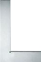 【送料無料】【代引不可】 TRUSCO 平型スコヤ 750mm JIS2級 ULD-750 (102-8138) 《スコヤ・水準器》