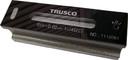 TRUSCO 平形精密水準器 B級 寸法250 感度0.05 TFL-B2505 (263-0893) 《測定工具》