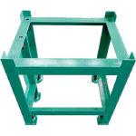 【直送品】 大西測定 石定盤用架台 500×500 形状I 147G-5050 (456-7854) 《定盤》