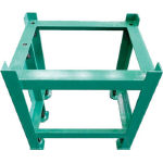 【代引不可】 大西測定 石定盤用架台 500×750 形状I 147G-5075 (456-7862) 《定盤》 【メーカー直送品】