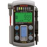 SANWA スマートスタイル7レンジ式デジタル絶縁抵抗計 HG561H (448-5068) 《電気測定器》