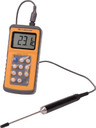 トラスコ中山(株) TRUSCO 防水型デジタル温度計 TCT-430WR (402-7060) 《温度計・湿度計》