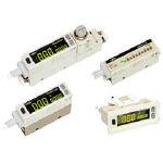 CKD 小型流量センサ ラピフロー FSM2-AVR200-H063B (581-5983) 《流量計》