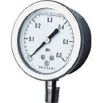 長野 グリセン入圧力計 GV50-173-35.0MP (157-6046) 《圧力計》