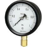 長野 密閉形圧力計 BC10-131-0.4MP (161-4304) 《圧力計》