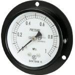 長野 普通形圧力計 AA15-221-6.0MP (169-2739) 《圧力計》