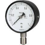 長野 普通形圧力計 AC10-133-4.0MP (169-3204) 《圧力計》