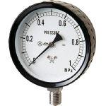 右下 ステンレス圧力計 G411-261-2MP (332-8228) 《圧力計》