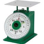 ヤマト 置き針付上皿はかり JSDX-4(4kg) JSDX-4 (336-0563) 《はかり》