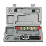 KTC 12.7sq.ソケットレンチセット デジラチェモデル[6点組] TB406WG1 (373-8451) 《トルク機器》