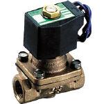 CKD パイロット式2ポート電磁弁(マルチレックスバルブ) AP11-15A-03A-AC200V (110-3024) 《電磁弁》