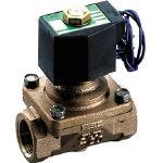 CKD(株) CKD パイロットキック式2ポート電磁弁(マルチレックスバルブ) ADK11-15A-02C-AC200V (110-3806) 《電磁弁》