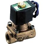 CKD パイロット式2ポート電磁弁(マルチレックスバルブ) AD11-15A-03A-DC24V (580-9487) 《電磁弁》