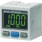 SMC 2色表示式 高精度デジタル圧力スイッチ(正圧用) ISE30A-01-N-M (419-3539) 《切替弁》