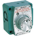 【送料無料】【代引不可】 ダイキン 流量調整弁ガスケット取付形 JFC-G03-105-17 (410-6733) 《油圧バルブ》
