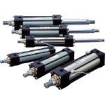 【送料無料】【代引不可】 TAIYO 油圧シリンダ 100H-21FB40BB400-AB (584-7010) 《油圧シリンダ》