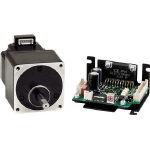 【送料無料】 シナノケンシ 標準小型マイクロステップドライバ&ステッピングモータ CSA-UK56D1-SA (440-6257) 《モーター・減速機》