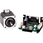 【送料無料】 シナノケンシ 標準小型マイクロステップドライバ&ステッピングモータ CSA-UK56D1-SF (440-6273) 《モーター・減速機》
