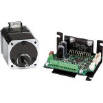 【送料無料】 シナノケンシ コントローラ内蔵マイクロステップドライバ&ステッピングモータ CSA-UP42D1-SA (440-6338) 《モーター・減速機》