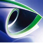 【送料無料】 Taica NPゲル 緑色 450mmX2000mmX3mm NP-T3 (452-0874) 《防振材》