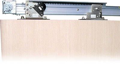 【送料無料】【代引不可】 日東 スライディングクローザー 木製建具用/水平式 NSC-CW48-31 (463-9928) 《ドアクローザ》
