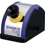 【送料無料】 白光 ハッコーFT-710 100V レセプタクルA付 FT710-01 (400-3799) 《はんだ用品》