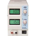 (株)エー・アンド・デイ A&D 直流安定化電源 30V 1.5A AD8723D (330-6771) 《電源装置》
