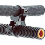 パンドウイット 回転式タウマウント 耐候性黒 50個入 TMEH-X2-L0Y (477-5481) 《ケーブルタイ》