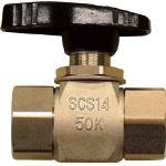 フジキン ステンレス鋼製4.90MPaパネルマウント式ボール弁 PUBV-15B (365-5172) 《バルブ》