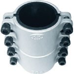 コダマ 圧着ソケット鋼管直管専用型ロングサイズ L15A (331-6408) 《配管補修用品》