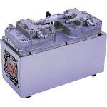 【代引不可】 ULVAC ダイアフラム型ドライ真空ポンプ 100V DA-41DK (398-1517) 《真空ポンプ》 【メーカー直送品】