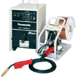 【直送品】 パナソニック溶接システム(株) パナソニック CO2半自動溶接機 YM-160SL7 (465-1731) 《電気溶接機》