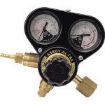 ヤマト 乾式安全器内蔵型調整器 SSボーイウルトラ(OX)関東式 N-SSBUR-OX-E (281-6113) 《ガス調整器》