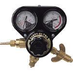 ヤマト 乾式安全器内蔵型調整器 SSボーイウルトラ(OX)関西式 N-SSBUR-OX-W (281-6121) 《ガス調整器》