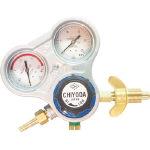 千代田 酸素用調整器スタウト(関西式) SRO-W (355-2675) 《ガス調整器》