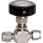 ミニチュアバルブ 6Y-MH-MP 6Y-MH-MP (434-4464) 《ガス調整器》