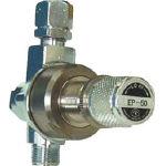 ヤマト 溶接用ガス節約機 エコプラス EP-50M (434-4545) 《ガス調整器》