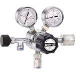 分析機用二段圧力調整器 MSR-1S MSR1S13TRC (434-4774) 《ガス調整器》